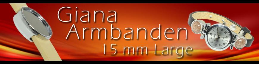 Giana banden 15mm