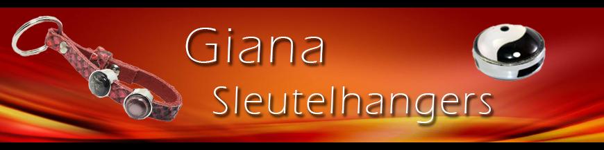 Giana sleutelhangers